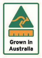 Grown in Australia