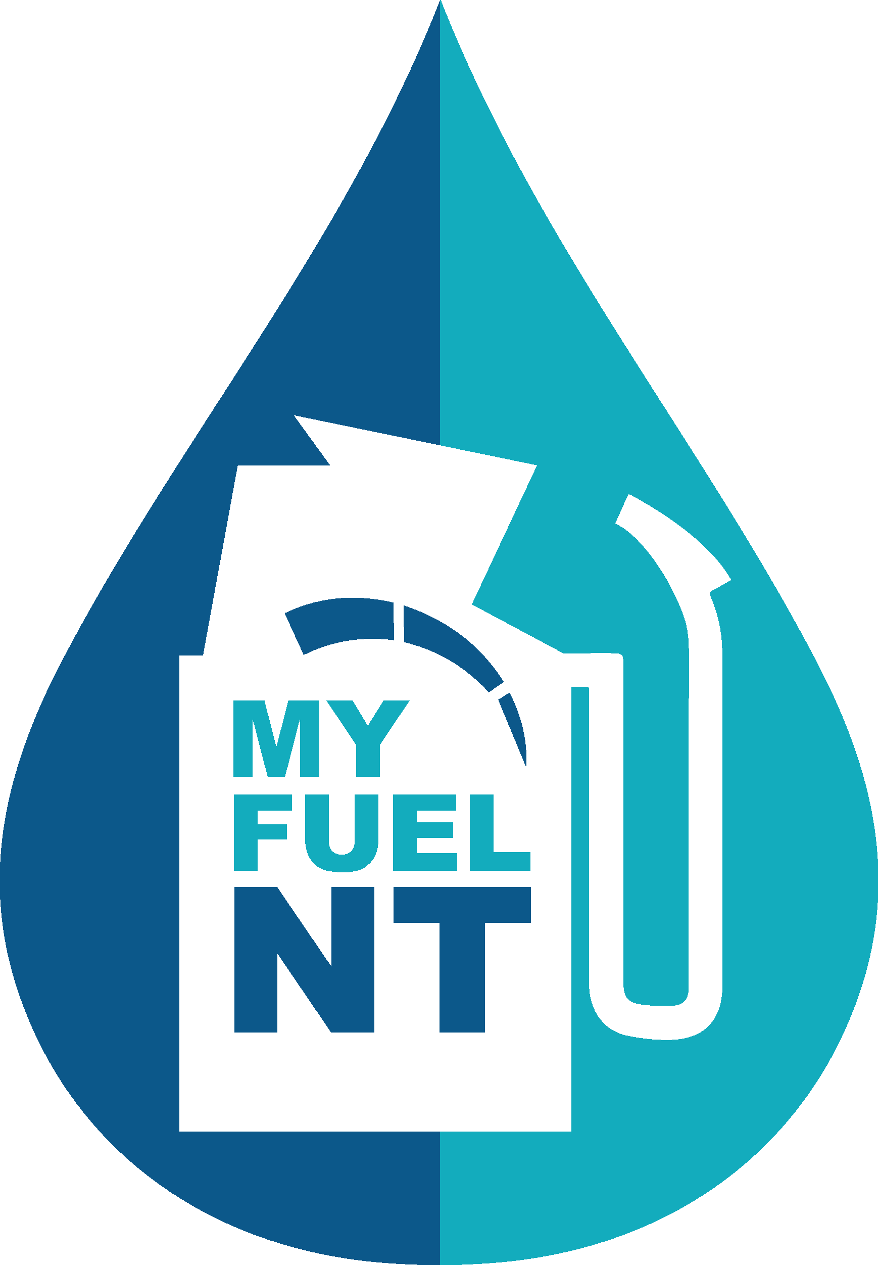 My Fuel NT Logo
