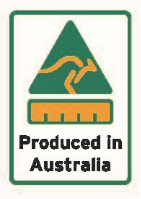 Produced in Australia